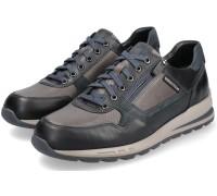 Mephisto BRADLEY sneaker for men - black mix - leather mix