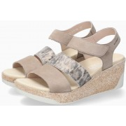 Mephisto GIANNA Women's Sandal Suede & Leather - Camel