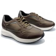 Mephisto KARIN Sneaker for women - Bronze - Leather
