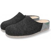 Mephisto PADDI sandal/clog for men - grey - felt