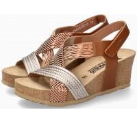 Mephisto LEONIA Women's Sandal Leather - Brown