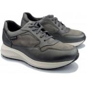 Mephisto KARIN Sneaker for women - Grey - Leather
