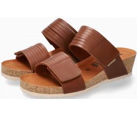 Mephisto RAQUEL Women's Sandal Leather - Hazelnut