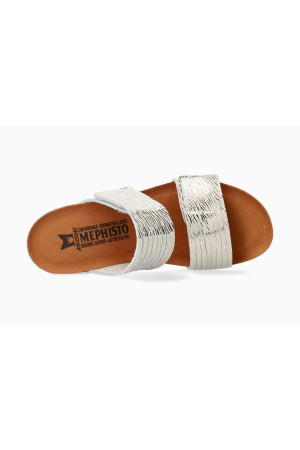 Mephisto RAQUEL Women's Sandal Leather - Silver