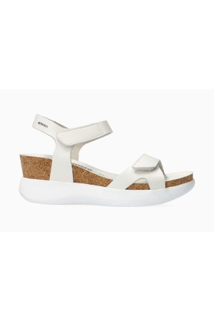 Mephisto CORALY Women's Sandal Nubuck - White