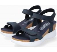 Mephisto CORALY Women's Sandal Nubuck - Navy