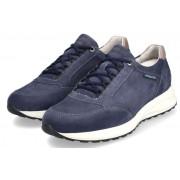 Mephisto DOYLE Men's sneaker - Leather mix - Navy Blue
