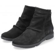 Mephisto REZIA women's ankle boot - black - nubuck