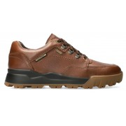 Mephisto WESLEY GT (GORE-TEX) men's lace shoe - chestnut brown - leather