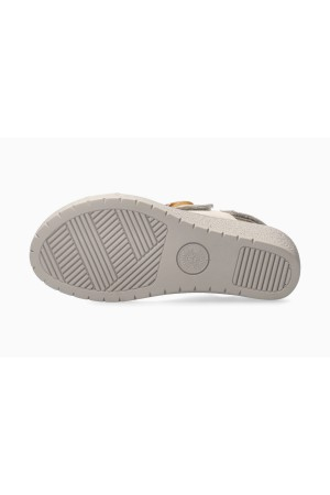 Mobils by Mephisto PHELICIA Women Sandal Nubuck & Leather - Wide Fit - Light Taupe