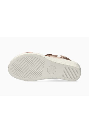 Mobils by Mephisto PHELICIA Women Sandal Suede & Leather - Wide Fit - Terracotta