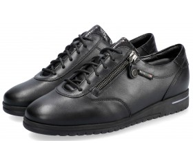 Mephisto JOSY Women Sneakers - Black - Leather