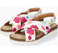 Mobils by Mephisto TALLY Women Sandal Leather - Wide Fit - Colour Mix