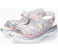 Sano by Mephisto NORINE Women Sandal Printed Leather - Multicoloured