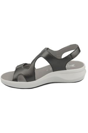 Mephisto TIARA Women's Sandal - Grey Leather