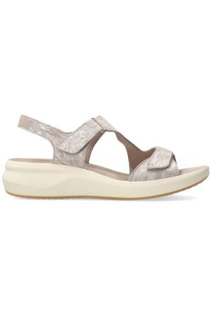 Mephisto TIARA Women's Sandal - Light sand Leather