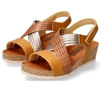 Mephisto RENZA Women's Sandal - Desert Brown Leather