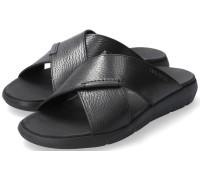 Mephisto CONRAD Men's Sandal - Black Leather