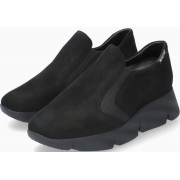 Mephisto HAZORA Suede Slip-On Shoe for Women - Black