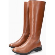 Mephisto SONKA Leather Boots for Women - Hazelnut
