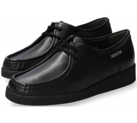 Mephisto CHRISTY lace-up shoe for women - black leather