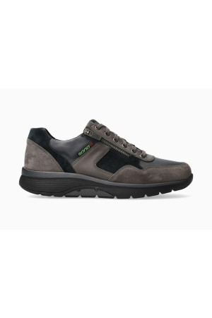 Sano by Mephisto AMORY Rolling walking Sneakers for Men - Wide Fit - Graphite