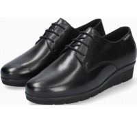 Mobils by Mephisto NOURYA Women Shoe Leather - Wide Fit - Black