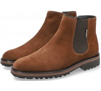 Mephisto BENSON  suede chelsea boot for men - brown