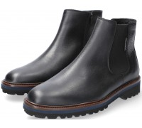 Mephisto BENSON black leather chelsea boot for men