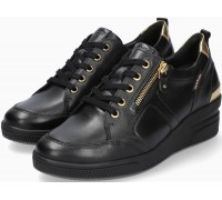 Mobils by Mephisto TRUDIE Women Sneakers - Wide Fit - Black