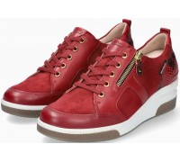 Mobils by Mephisto TRUDIE Women Sneakers - Wide Fit - Red