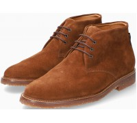 Mephisto Polo brown suede ankle boot for men