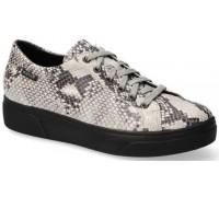 Mephisto Fanya Patent Leather Fog Sneaker for Women