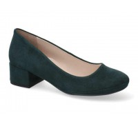 Mephisto Brity suede pumps for women - Green