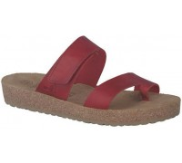 Mephisto Cecily Women's Sandal Smooth Leather - Red