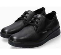 Mephisto Lester leather lace up shoes for men black