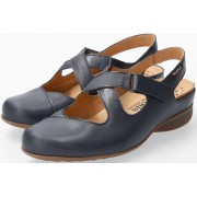 Mephisto FiorineWomen's Sandal Smooth Leather - Deep Blue
