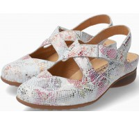 Mephisto Fiorine Women's Sandal Patent Leather - Pink