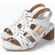 Mephisto Blanca Women's Sandal Smooth Leather - White