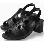 Mephisto Blanca Women's Sandal Smooth Leather - Black