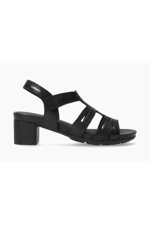 Mephisto Blanca Women's Sandal Smooth Leather - Black