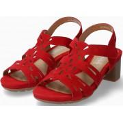Mephisto Blanca Women's Sandal Suede - Red