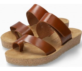 Mephisto Cecily Women's Sandal Smooth Leather - Brown