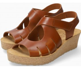 Mephisto Misha Women's Sandal Smooth Leather - Brown