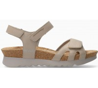 Mephisto QUIRINA Women's Sandal Smooth Leather - Light Taupe