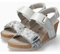 Mephisto Analia Smooth Leather Women's Sandal - White