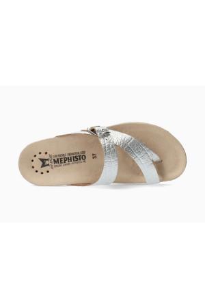 Mephisto Helen Women's Sandal Leather - Silver