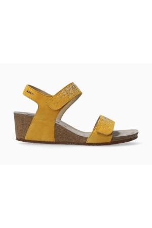 Mephisto Maria Spark Women Sandal - Ochre