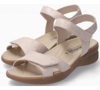 Mephisto Elya Women Sandal Nubuck - Roze