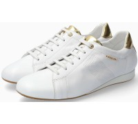 Mephisto Bessy smooth leather sneaker for women - white
